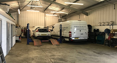 Sheffield-Van-Repairs