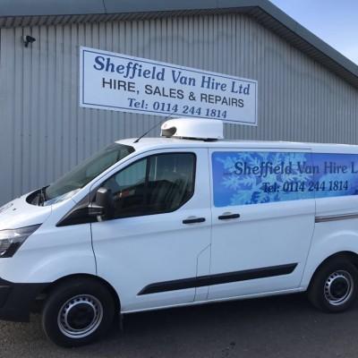 Sheffield Van Hire Vans for Hire feg