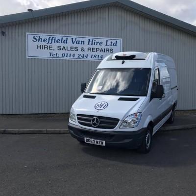 Sheffield Van Hire Vans for Hire wzw